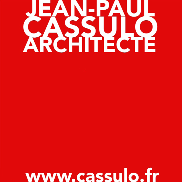 Jean-Paul Cassulo Architecte Avignon